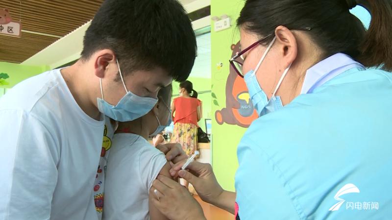 威海环翠区打造智慧化预防接种门诊 便民温馨又安全