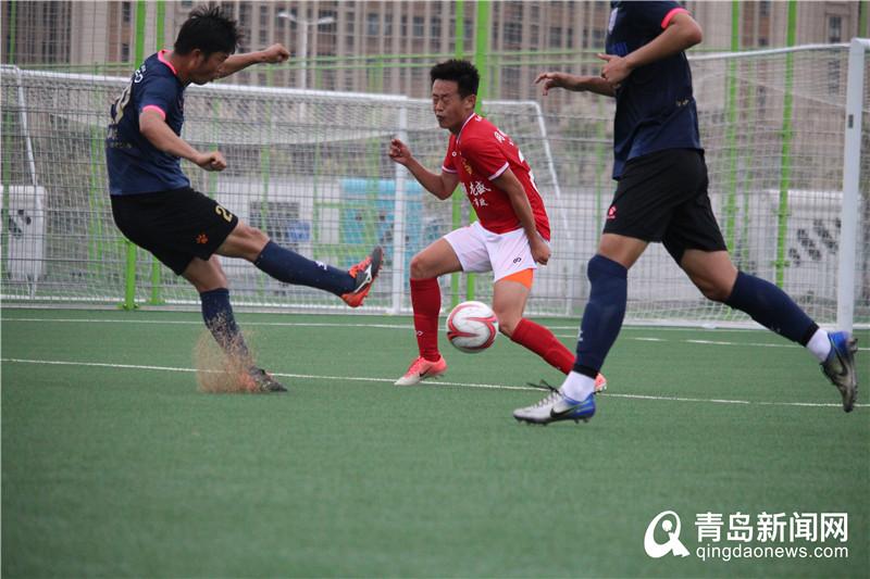 青超联赛综述:鲲鹏12球狂胜 城阳FC闷平利事联