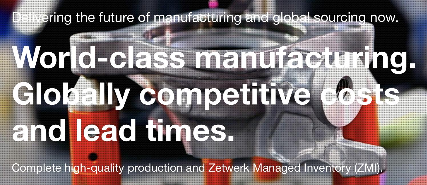 打造制造业产品电商平台,「Zetwerk」获 2100 万美元融资