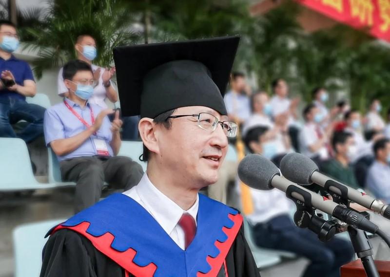 浙江大学校长研究生毕业典礼讲话:争做新一轮全球创新的引领者