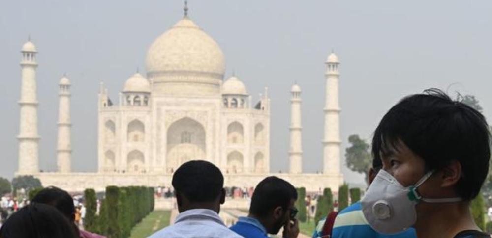 印度新冠病毒感染者人数超俄罗斯,升至全球第三