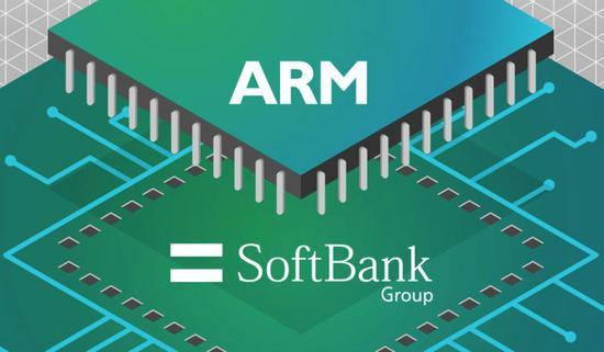 软银拟重新让ARM在美国上市 最快明年底重返纳斯达克