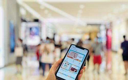 """零售数字化升级 购物中心""""搬进""""支付宝"""