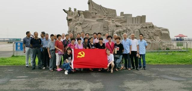 杭州湾综管办与祝家街社区开展结对共建活动