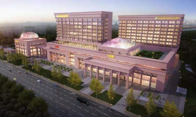 四川大学华西第二医院青白江妇女儿童医院今日揭牌 预计2021年竣工