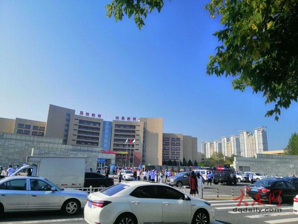 @大庆考生及家长 高考期间天气预报来了!