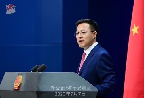 澳大利亚方警告本国公民在中国大陆旅行或面临任意扣押,赵立坚回应