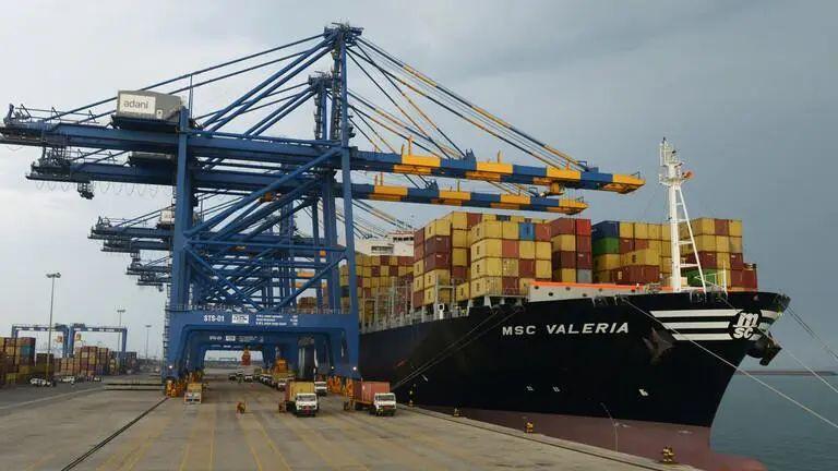 印度阿达尼港口