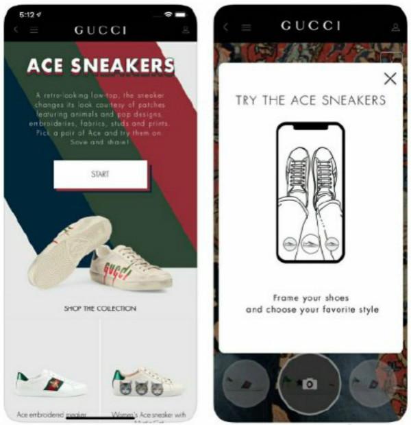 """Gucci的数字化尝试正在让它变成一个""""互联网奢侈品品牌"""""""