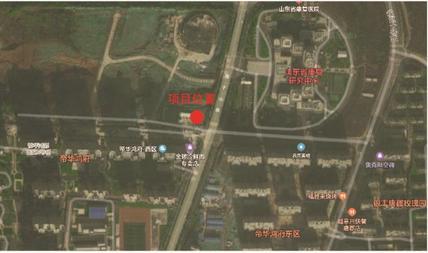 济南将建110千伏围子山变电站,位于世纪大道以南