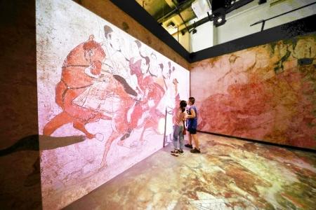 山西博物院首个文物数字化展览开展