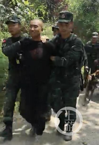 陕西凤翔男子持刀砍死2人伤1人,