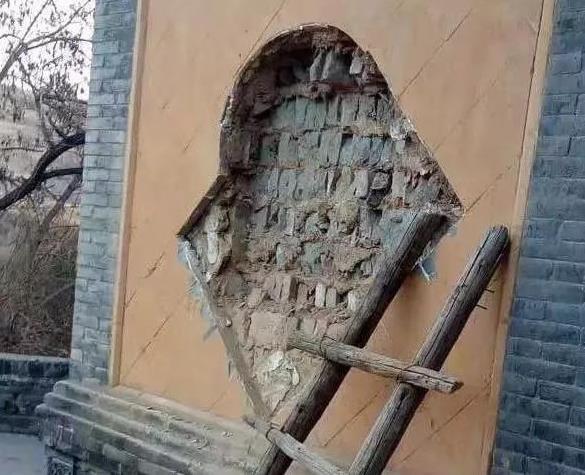 """山西""""二龙戏珠""""琉璃壁心文物被盗案一审宣判"""