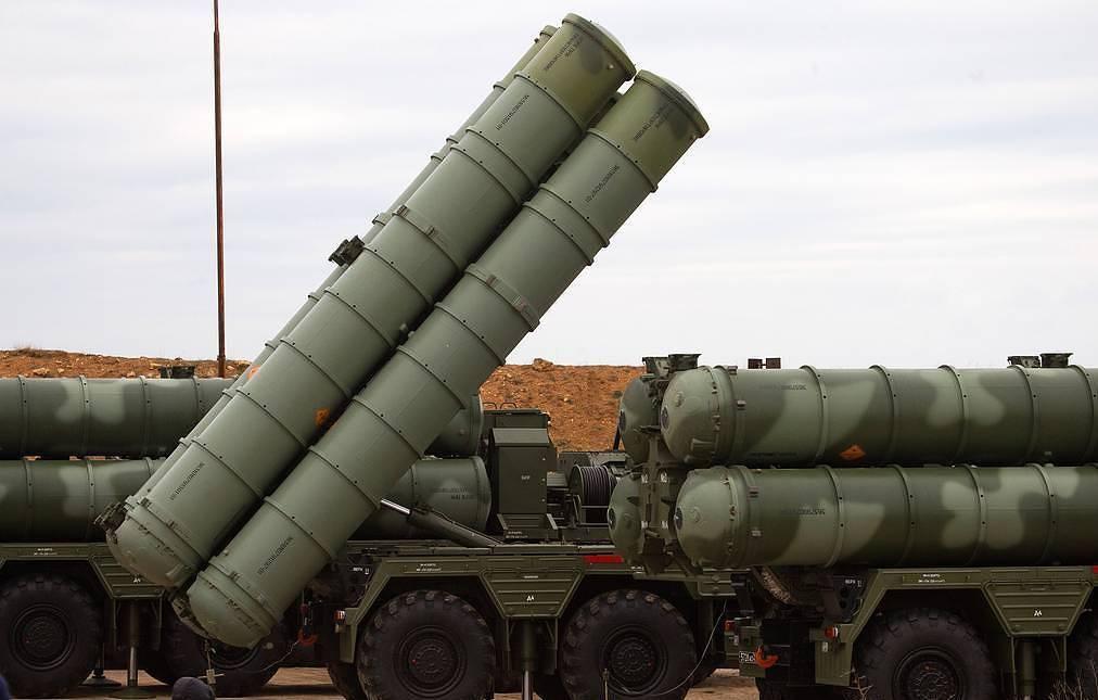 再次刺激美国,土耳其在F-16战机上试验俄制S-400反导系统