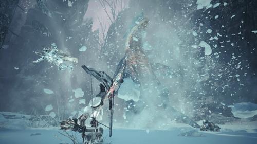 《怪猎冰原》将迎更新 华硕电竞主板助你直捣黄龙