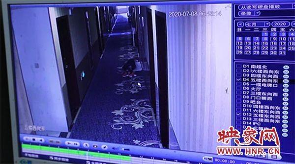永城:高考期间睡在走廊里的父亲