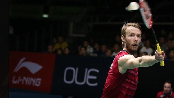 又一羽球名将退役! 36岁摩根森宣布退出丹麦队