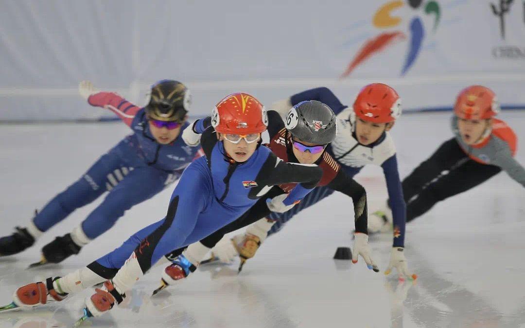 杏悦:国杏悦青少年U系列滑冰赛改革体能达标才能参图片