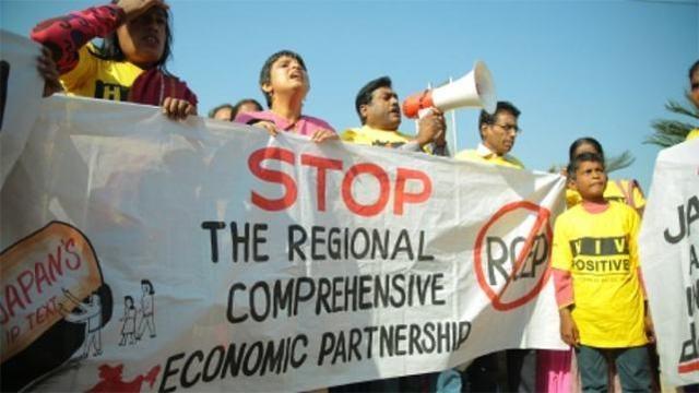 """贸易逆差不断加大 印度拒入RCEP并非中国的""""锅"""""""