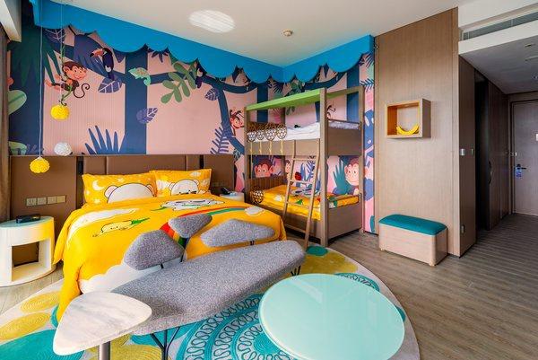 Holiday Inn假日酒店品牌推出夏日暑期亲子多重特惠
