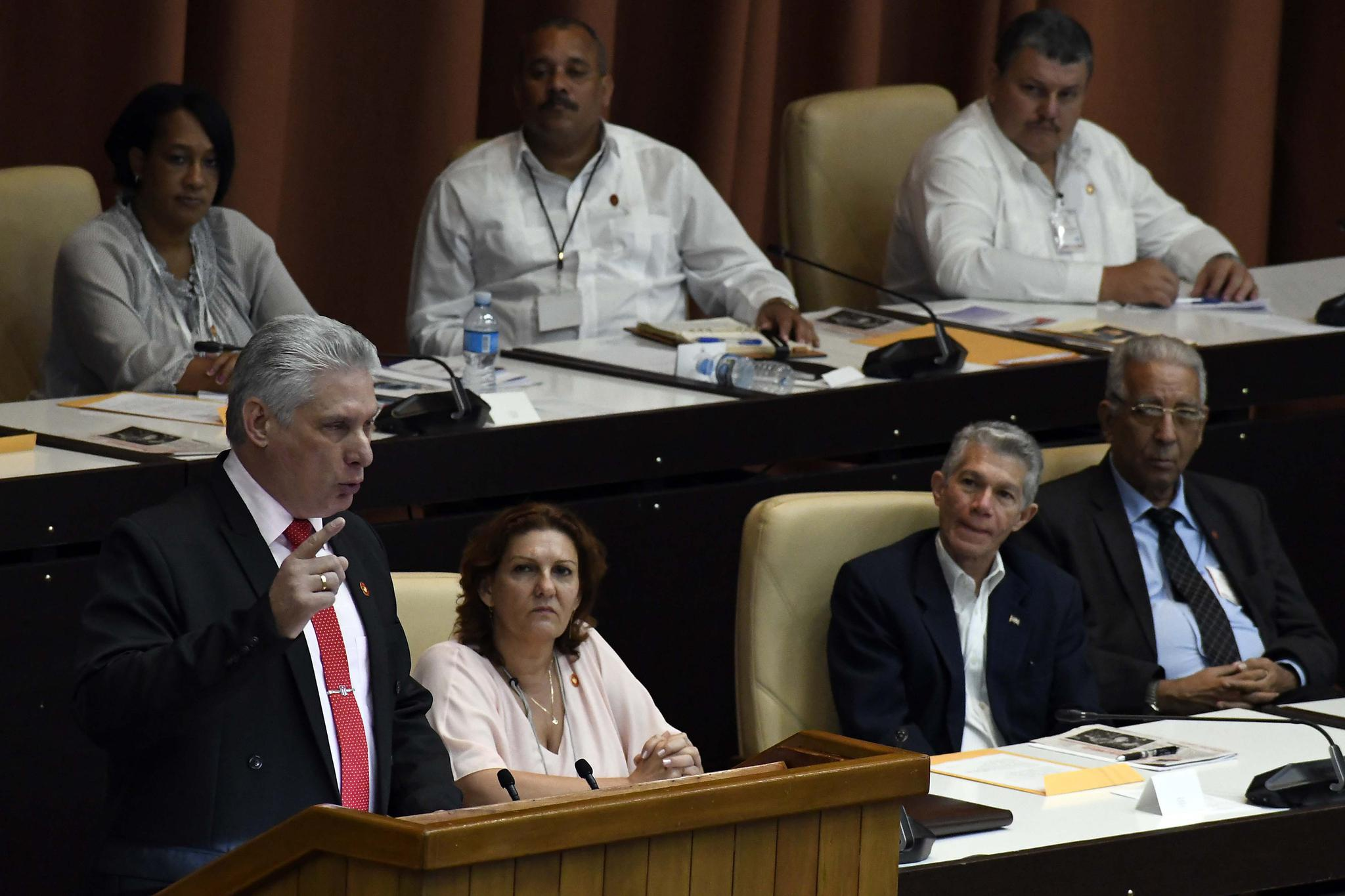 古巴国家主席:古巴愿意继续为加强多边主义作出贡献