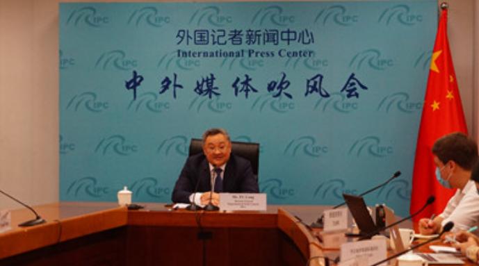 杏悦,中国该有多少核弹头外交部表明谈判条杏悦件图片