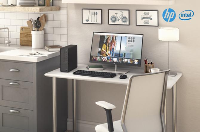 小巧机身,舒适办公体验 惠普小欧S01台式电脑持续特惠中