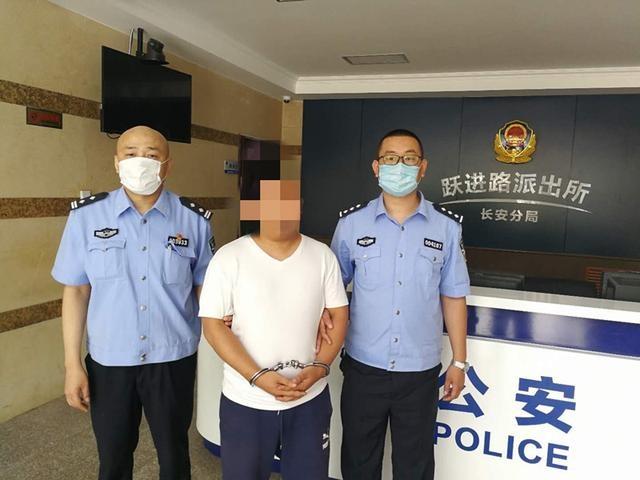 赵县警方抓获一名伪造、变造、买卖国家机关公文、证件、印章嫌疑人