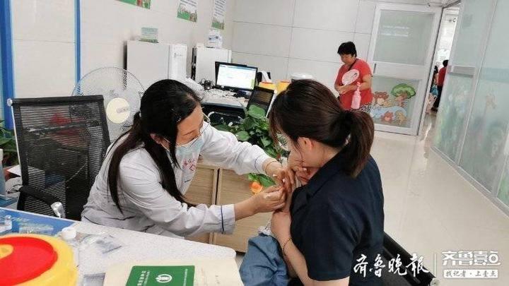 广饶经济开发区卫生院智慧化预防接种门诊开诊了