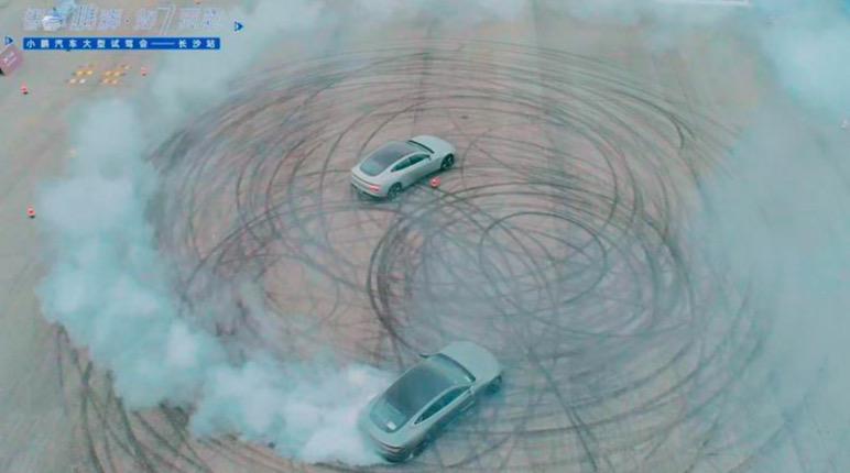 4.3秒破百,小鹏P7驾享会长沙站体验新势力的新实力