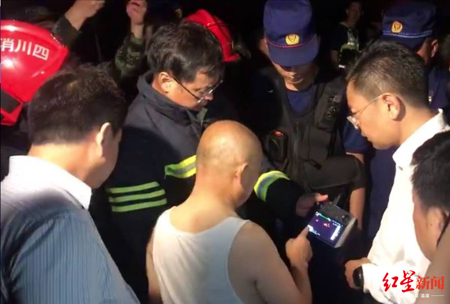 四川广汉鞭炮厂爆炸,车间负责人称现场还储存10吨氯酸钾,该厂去年曾发生爆燃