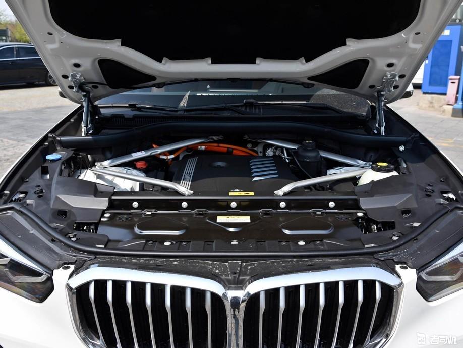 中大型SUV中的标杆车型 宝马X5采用混动后依然够格吗?