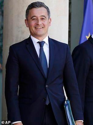 法国被控性侵官员担任内政部长引民众抗议 官方回应