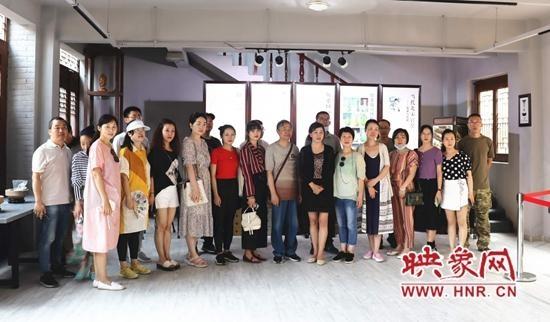河南省职业院校教师素质提高计划国家级培训班考察调研北宋官窑