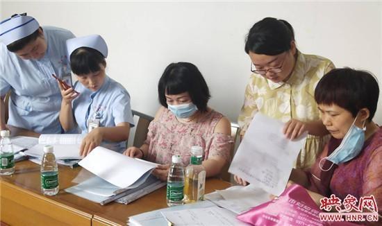 荥阳市艾防办开展2020年第二季度预防艾滋病梅毒和乙肝母婴传播工作专项督导