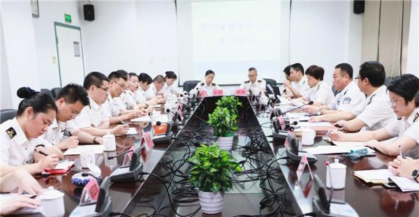 福州海关:发挥人才杠杆作用 助推海关法治建设