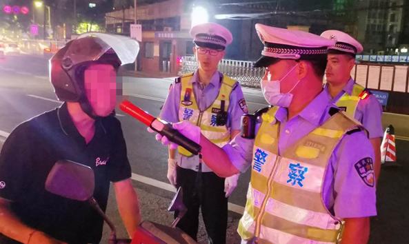 重庆8月严查酒驾,这些地方是重点