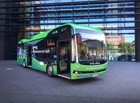 比亚迪新能源车交付德国市场 中国智造挺进全球汽车工业强国