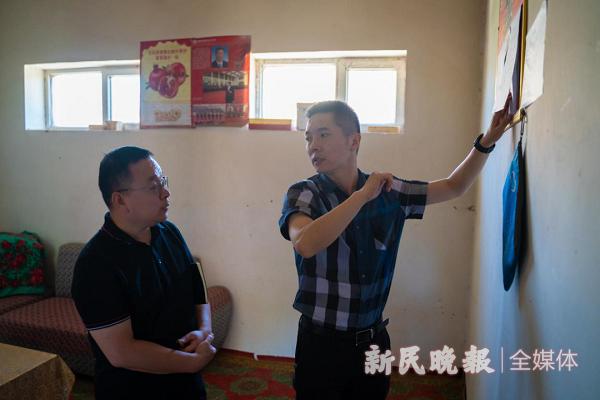 上海援疆莎车分指挥部精准助力48个挂牌督战村脱贫