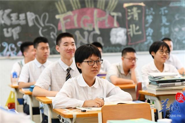 """【图集】迎接""""新高考""""!广州高三学子今天上课啦"""