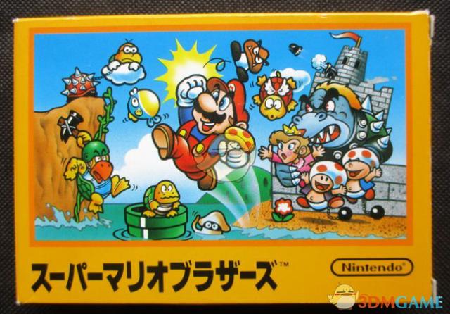 日媒评选《最喜爱的红白机游戏》任天堂依然大赢家