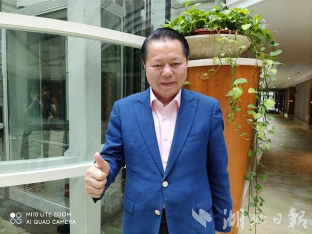 """月星集团董事局主席丁佐宏:""""今年选择湖北作为重点投资对象"""""""