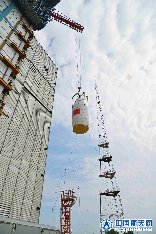 航天科技集团长征四号乙运载火箭成功发射一箭三星记