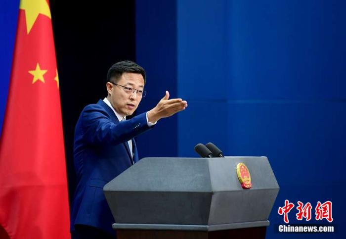 中国外交部发言人:中美之间有必要采取切实行动管控存在的分歧