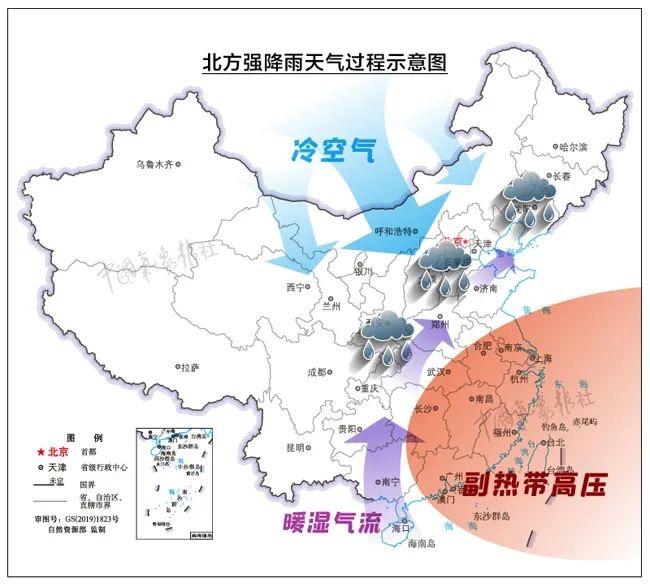 分析:明起北京等十余省份迎入汛最强降雨,影响多大?