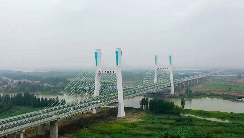 鲁南经济圈再添高速大通道!日照(岚山)至菏泽公路菏泽段正式通车运营