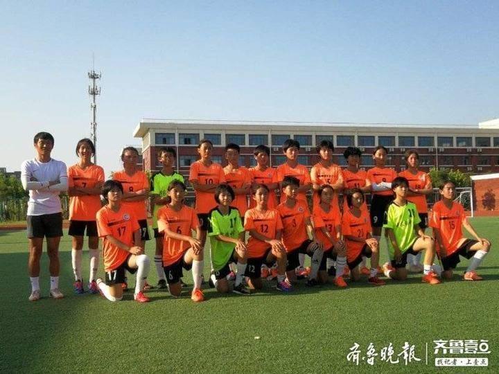 黄河中学三人入选2020年山东省青少年校园足球夏令营名单