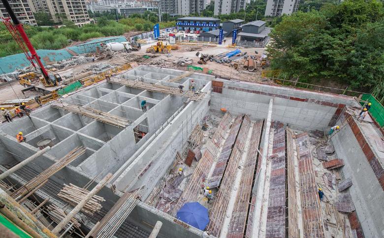 重庆将新改扩建22个城市水厂