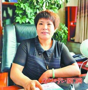 临夏县翠梦飞服装加工有限责任公司法人代表唐小翠: 致富的春天已经到来