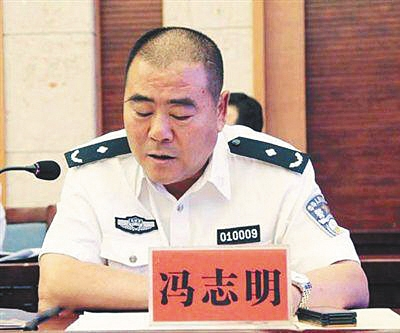 冯志明(资料图/新華网)